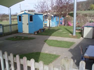 Ysgol Bodfari – Early Years Play Area